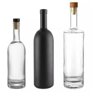 Бутылки, банки, штофы