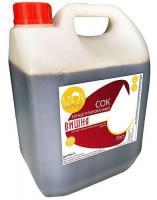 Вишня 5 кг Сок концентрат BRIX % 65